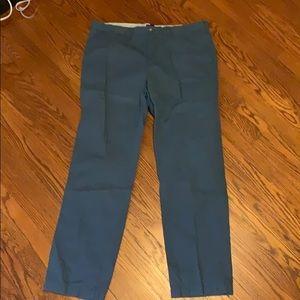 Tommy Hilfiger Blue Khakis, 38/34